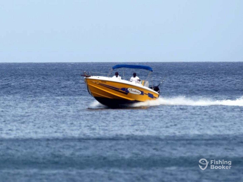 exodus boat charters speed boats rodney bay saint lucia