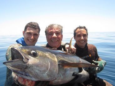 Hannibal Fishing - Puerto Mutis