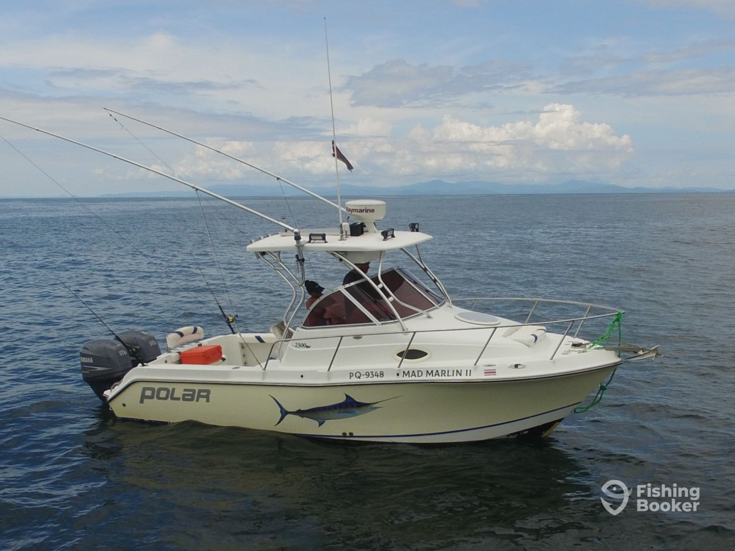 Pacific Boat Rentals - Mad Marlin
