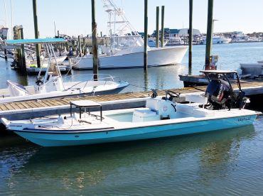WB Fishing Charters - 18'