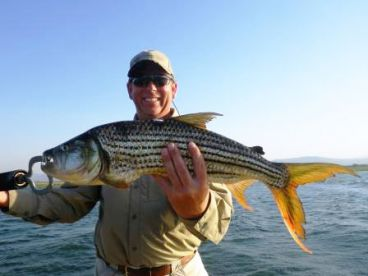 Adventure Fishing Safaris—Tigerfish