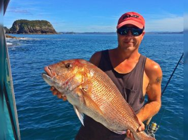 Big Fish Bay Of Islands