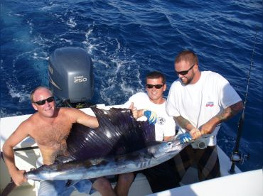 Shearwater Fishing Charters