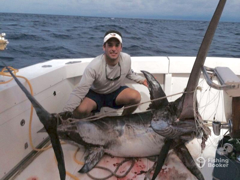 Swordfish 330 Lbs