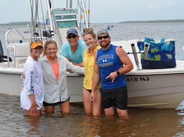 M.E. Fishing Charters