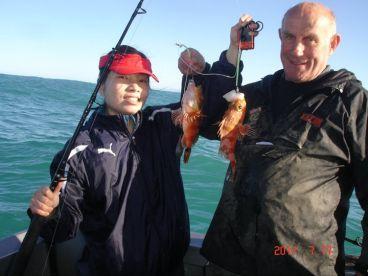Koura Bay Fishing Charters