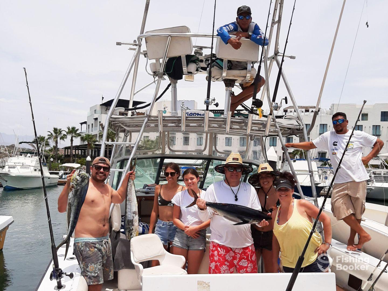 Daliken Sportfishing – Kokopelli 35'