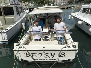 Betsy B Charters Inc.
