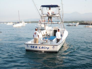 JP Sportfishing Tours - Sea Lady