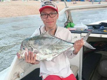 Salty Dog Seafishing Team Jomtien