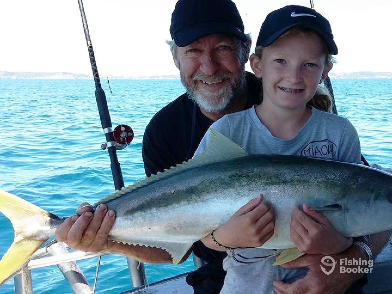 Thomcat Fishing Charter