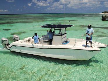 Screaming Reels Fishing Charters, Grand Turk