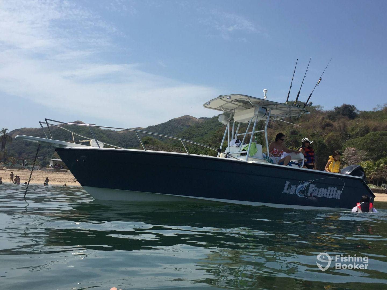 La Familia Fishing Charters – 26'