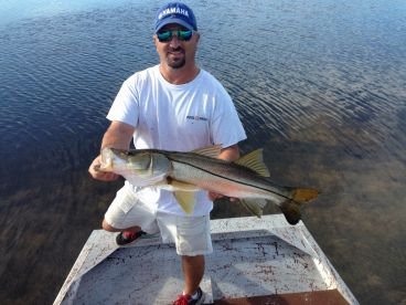 Florida Inshore Fishing Charters - Airboat