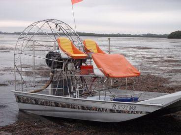 Florida Inshore - Airboat - Homosassa