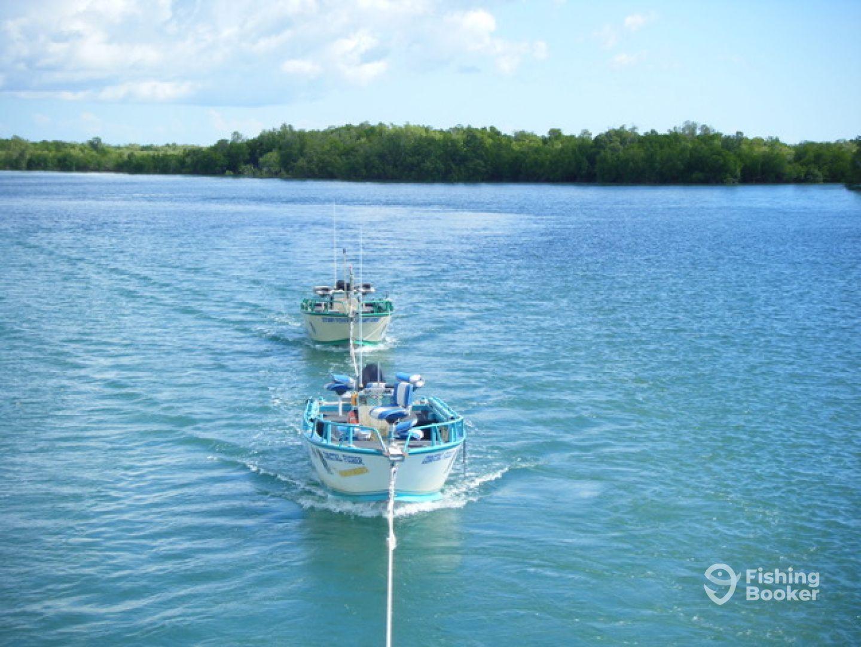 Swordfish Tenders