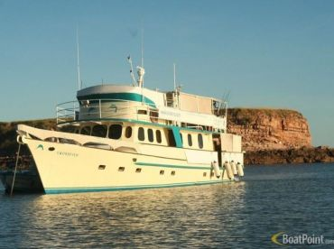 Frontier Fishing Mothership Charter
