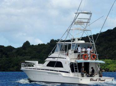 Black Pearl – Boucaniers Boating