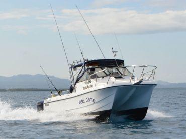 Thunder Boats Fiji - Reel Game