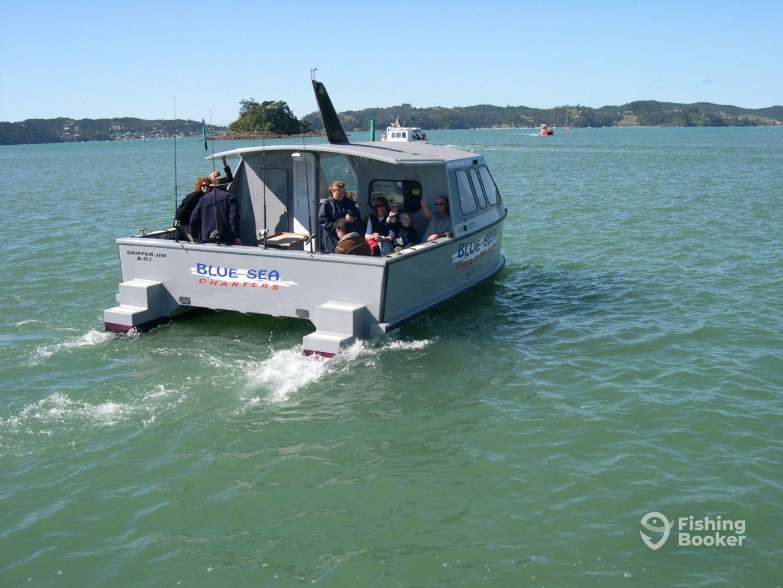 Blue Sea Charters - Skipper Jim