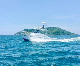 Aqua Sports – 36' Sport Yacht