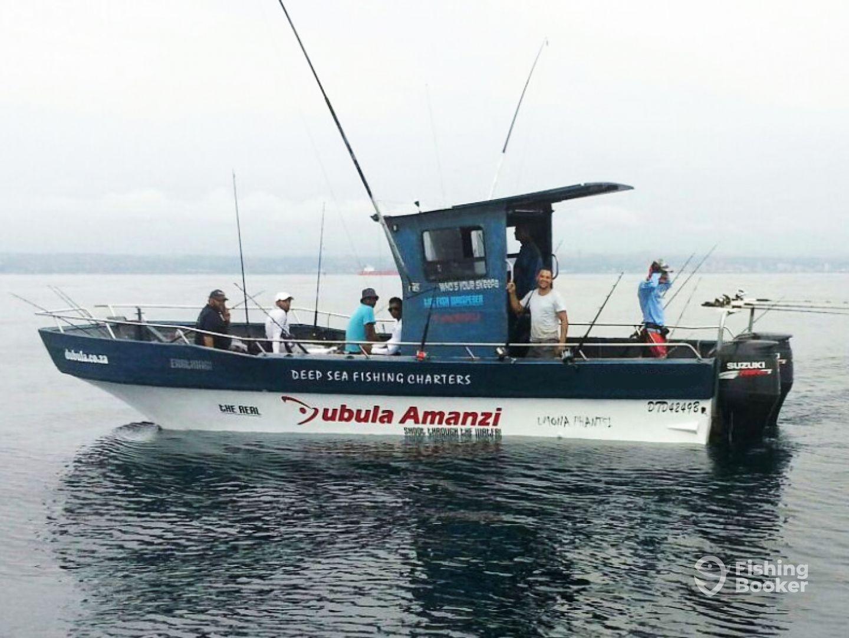 Dubula Amanzi Fishing Charters