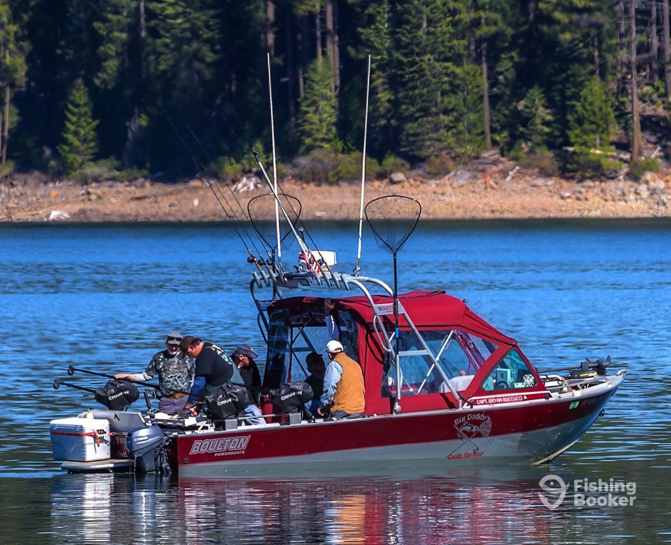 Big Daddy's Guide Service – Lake Almanor