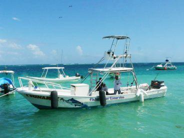 Fishing Puerto Morelos