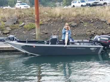 Rather B Fishing—Jet Boat Portland