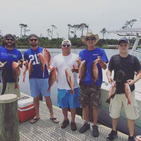Fishbones Charter Fishing - Perdido