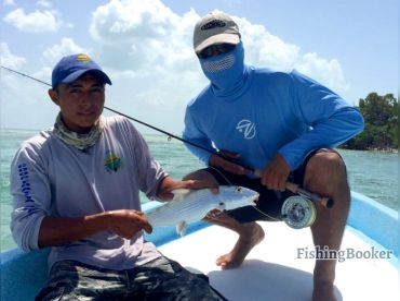 Bill Wraps Fishing Charters PR