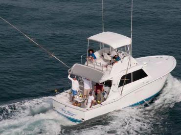 Bill Wraps Fishing Charters PR, Fajardo
