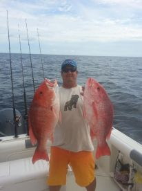 Schmidt Happens Fishing