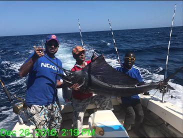 Bingo Fishing Charter Watamu