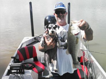Tim May Fishing Guide Service - Lake Fork