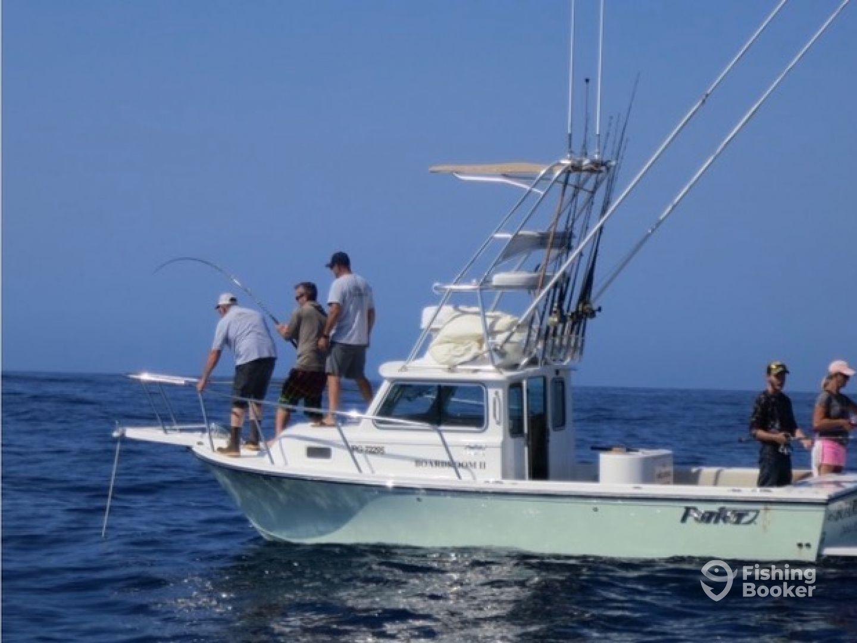 Dana Wharf Sportfishing—Boardroom 2