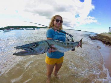 Fish Tobago - 32' Boat