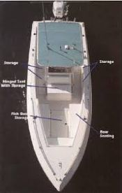 Also available - 26' Paramount (light tackle) and 17' Grady White (spear fishing)