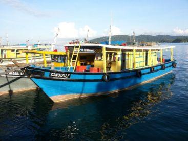 7 Star Boat II, Kota Kinabalu