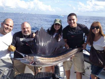Sea Cross I - Fishing Miami
