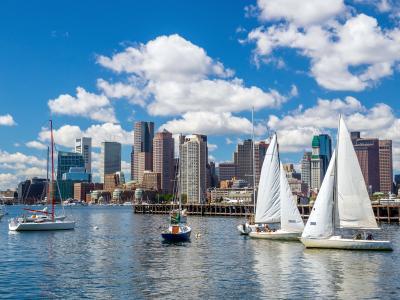 Бостонская бухта