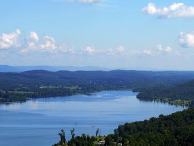 озеро Гантерсвилл