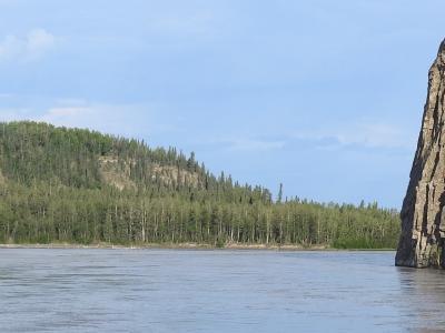 река Танана