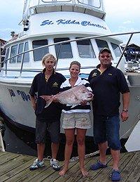 St Kilda Fishing Charters