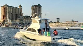 Charter Boat Striker
