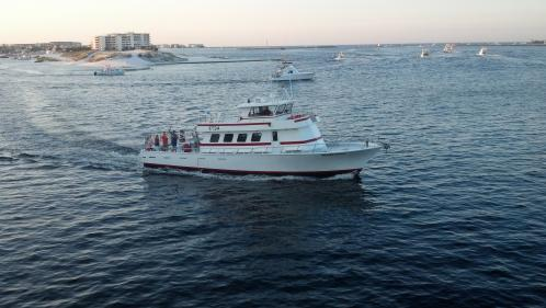 Charter Boat \