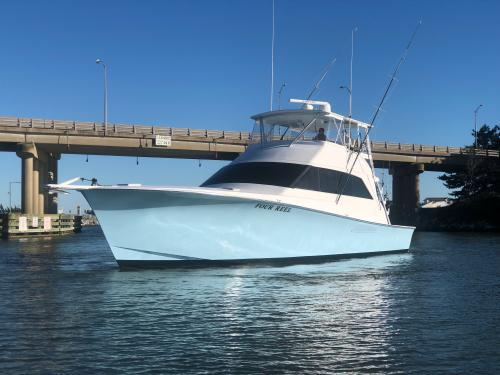 Four Reel Charters