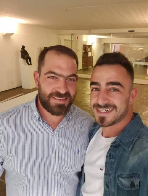 Konstantinos & Stavros Genitsaridis