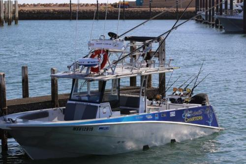 Black & Blue Marlin Charters \/ Top End Sportfishing
