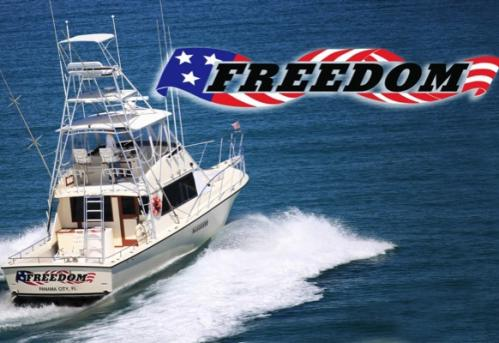 Charter Boat Freedom